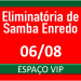 ELIMINATORIA 06.8 ESPAÇOVIP